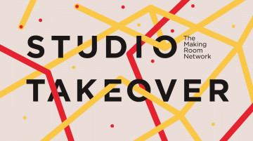 Artwork for Sheffield Theatres' Making Room Studio Takeover
