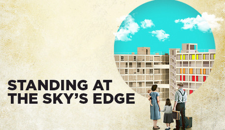 Artwork for Sheffield Theatres' production of Standing At The Sky's Edge