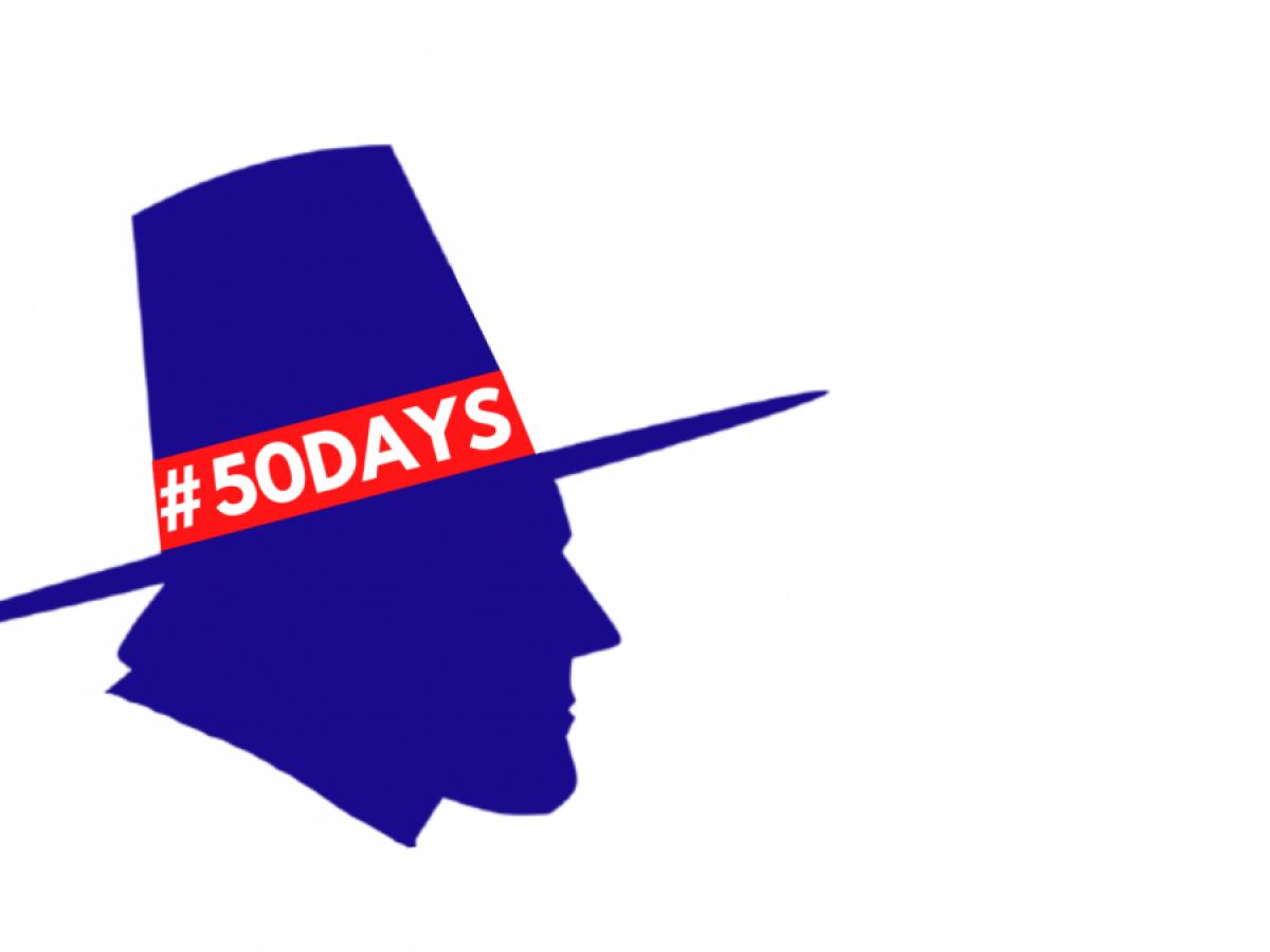 50Days | Sheffield Theatres