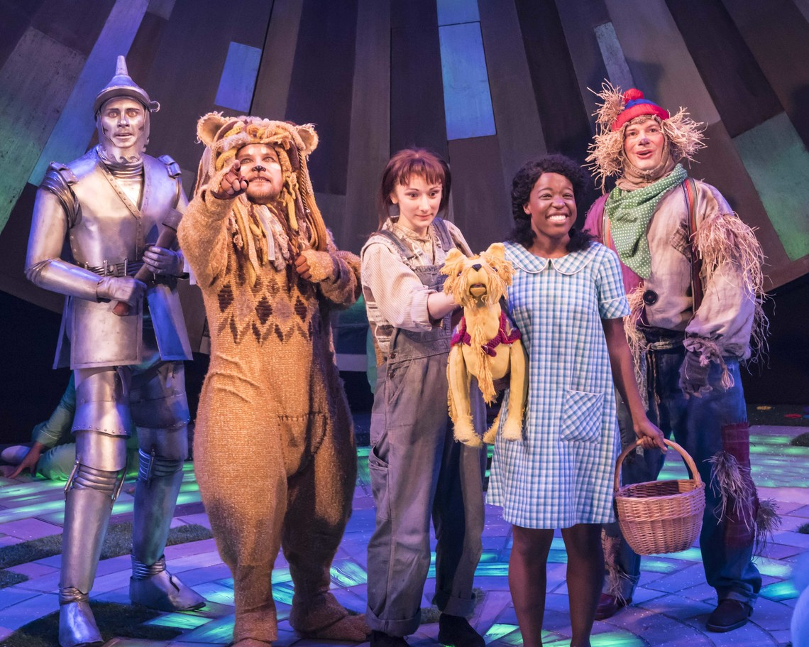 The Wizard of Oz Sheffield Theatres 2017